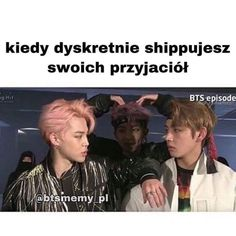 тapeтy, no вo co ιnnego ? K Meme, Bts Memes, Polish Memes, Funny Mems, About Bts, I Love Bts, Reaction Pictures, Wtf Funny, Bts Boys