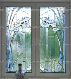 Plastic Window Modern Stainedglass Window Modernist Stock Photo (Edit Now) Window. A modern stained-glass window. A modernist style. by Vladimir Sklyarov, via ShutterStock. Modern Stained Glass, Stained Glass Door, Stained Glass Designs, Stained Glass Panels, Stained Glass Projects, Stained Glass Patterns, Leaded Glass, Mosaic Glass, Window Glass