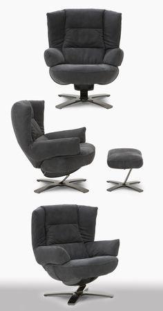 Fotel Re-vive Shuttle Eames, Armchair, Chairs, Lounge, Bar, Furniture, Home Decor, Italia, Womb Chair