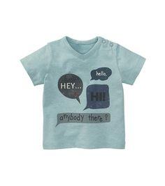 t-shirt bébé - HEMA