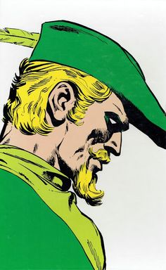"""spaceshiprocket: """" Green Arrow by Neal Adams """" Green Arrow, Justice League Characters, Dc Comics Characters, Comic Book Covers, Comic Books Art, Arsenal, Dr Fate, Arrow Black Canary, Hq Dc"""