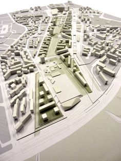 Labics · Masterplan Torrespaccata
