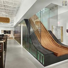 google slide in office. Resignation Media / TheCHIVE Offices By Chioco Design, Austin \u2013 Texas Google Slide In Office