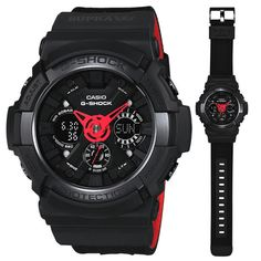 Supra x Casio G Shock GA 200SPR 1AJR Watch This is the only, thus far, G-SHOCK that caught my attention..