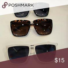 50307d246b83 Oversized sunglasses Square framed oversized sunglass Accessories Sunglasses  Oversized Sunglasses