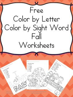 123 best fall sight word plans images on pinterest in 2018 sight