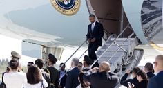 "Tarmac Altercation Erupts After Obama Lands In China: Official Shouts ""This Is Our Country, Our Airport"" 