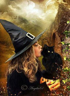 Magick Wicca Witch Witchcraft: Companions.
