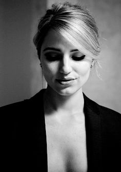 Dianna Agron photographed by Shawn Brackbill for Allure