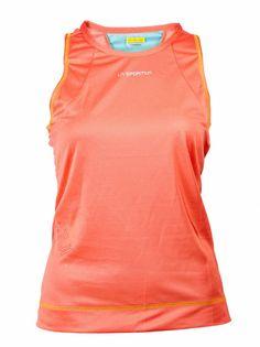 Het La Sportiva Hydra Tank shirt is een zeer vrolijk, modern en vrouwelijk Tanktop shirt van super kwaliteit. Het is mooi afgewerkt en de stof is zeer comfortabel en sneldrogend. Heel geschikt voor hardlopen en wandelen, maar natuurlijk ook casual.
