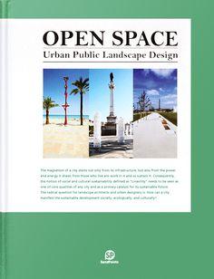 Open Space - Urban Public Landscape Design (book cover)