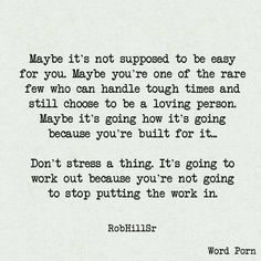 Positive Quotes : But i dont like being one of those people who keep getting tough things throuwn . - Hall Of Quotes Now Quotes, Life Quotes Love, Quotes To Live By, Best Quotes, Hard Time Quotes, Love Is Hard Quotes, Life Gets Hard Quotes, Faith Quotes, Life Is So Hard