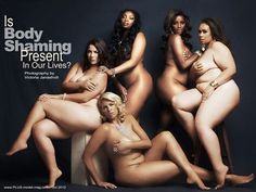 Plus-Size Models Strip To Expose Bullying - Yahoo New Zealand