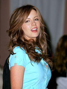 Kate Beckinsale...love the hair!