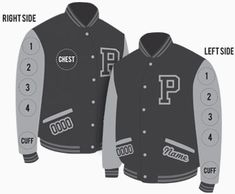 Shop now for your custom letterman jacket or varsity sweater. Personalize it with handmade award & club patches. Letterman Jacket Pictures, Letterman Jacket Patches, Custom Letterman Jacket, Varsity Jacket Outfit, Varsity Letterman Jackets, Varsity Sweater, Shirt Outfit, Senior Jackets, Senior Shirts
