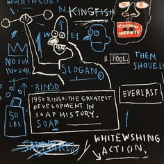 Bid now on Rinso by Jean-Michel Basquiat. View a wide Variety of artworks by Jean-Michel Basquiat, now available for sale on artnet Auctions. Jean Michel Basquiat, Jm Basquiat, Basquiat Artist, Basquiat Prints, Robert Rauschenberg, Jasper Johns, Josef Albers, Willem De Kooning, Roy Lichtenstein