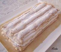 Obrazek Russian Recipes, Pavlova, Nutella, Sweet Recipes, Icing, Recipies, Food And Drink, Cookies, Desserts