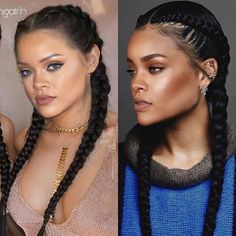 goddess braids available melbourne australia braids pineapplebraids melbournebraids melanin blackgirlmagic australiabraids hotgirlsummer summeraustralia african afro blackgirl braidedglory sydney perth adelaide brisbane protectivestyles Half Braided Hairstyles, Pretty Hairstyles, Easy Hairstyles, Rihanna Hairstyles, Plaits Hairstyles, Hairstyles 2018, Black Hairstyles, Hairstyle Ideas, Two French Braids