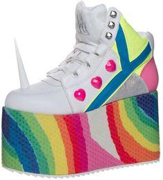 WTF! Unicorn heels