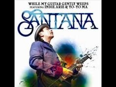 """""""While My Guitar Gently Weeps"""" featuring Indie Arie & Yo-Yo Ma is one of my favorite covers of this song by George."""