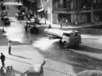 1958, Magyar jakobinusok tere, 12. kerület Budapest, Tarot, Vehicles, Rolling Stock, Vehicle, Tarot Decks, Tarot Cards, Tools