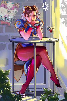 Street Fighter - Chun Li by Catherine *