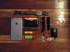 What's in my pockets for a day in NYC