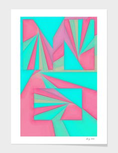 Discover «On the Way to Art Land», Limited Edition Fine Art Print by Randy Witte - From $29 - Curioos