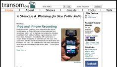 Iphone recording