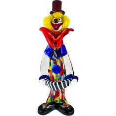murano+glass+|+murano+glass+clown,vintage+murano+glass+clowns,antique+murano+glass+...