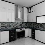 Custom Renovasi & Pengerjaan Permeter Kitchen Cabinets, Interior, Home Decor, Kitchen Maid Cabinets, Interieur, Indoor, Interior Design, Home Interiors, Decoration Home