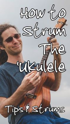 Your right hand is the engine of your 'ukulele and strumming is often the throttle. Learning how to properly power the strings will take you a long ways to