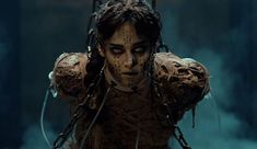 #TheMummy star #SofiaBoutella reveals what frightened her most about playing #Ahmanet in the #UniversalPictures reboot.