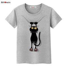 Clutching Kitty T-Shirt