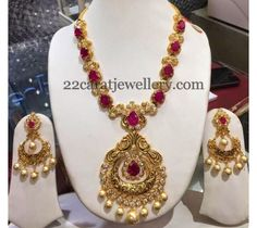 Indian jwelery rubies