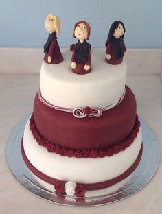 Um bolo para o grupo Coral:)