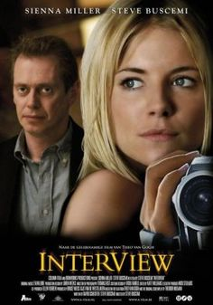 High resolution official theatrical movie poster ( of for Interview Image dimensions: 1050 x Directed by Steve Buscemi. Hd Streaming, Streaming Movies, Interview Format, Online Interview, Theo Van Gogh, Image Internet, Steve Buscemi, Internet Movies, Movies Online