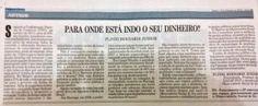 Matéria Jornal Periscópio dia 14.12.2013