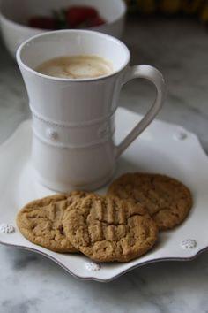 Flat Belly PB Cookies