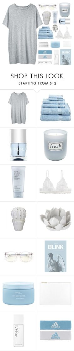 """i thought you'd never grow up / collab with hannah"" by heyitsdamiah ❤ liked on Polyvore featuring Organic by John Patrick, Superior, Nails Inc., Fresh, Estée Lauder, Monki, Pavilion Broadway, Wildfox, Blink and Aveda"