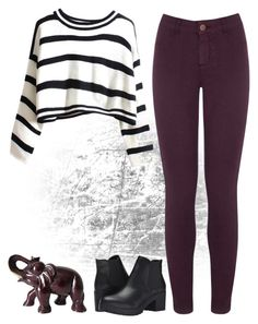 """Untitled #142"" by kennedy45 on Polyvore featuring Oasis and Steve Madden"