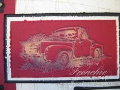 Stamp & Scrap with Frenchie: Stampin'Up Countryside with Bleach...