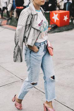 Street Style en Tommyland, febrero 2017 © Diego Anciano