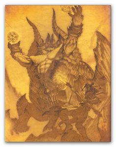Azmodan Lord of sin