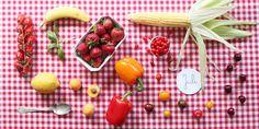 The best of ingredients in July <3 #july #juli #food #season #summer #ingredients