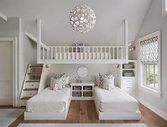Twin Beds, Loft, Kids Rooms