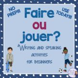 Mme R's French Resources Teaching Resources | Teachers Pay Teachers Teacher Resources, Teacher Pay Teachers, Teaching Ideas, Teaching French Immersion, French For Beginners, French Worksheets, French Verbs, French Classroom, Vocabulary List