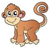 Cute Free Clip Art Monkeys   Monkey Stock Illustration Images. 4,133 Monkey illustrations and ...