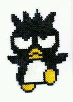 perler beads pinguin