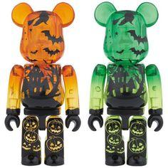 Bearbrick Halloween